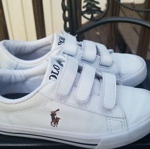 Polo Ralph Lauren boys shoes size 13